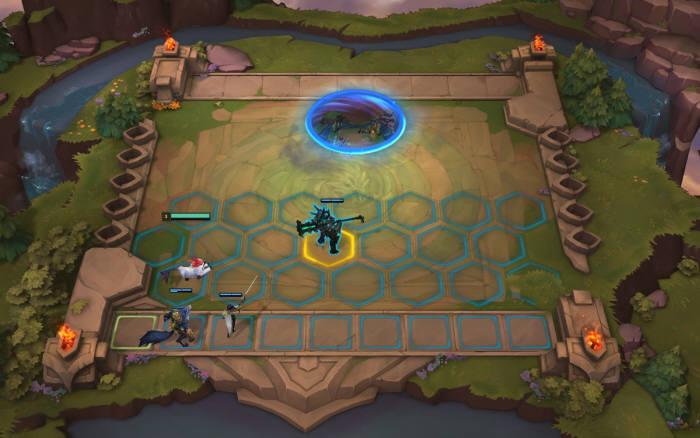 라이엇 게임즈, LoL 새로운 게임 모드 '전략적 팀 전투' 발표