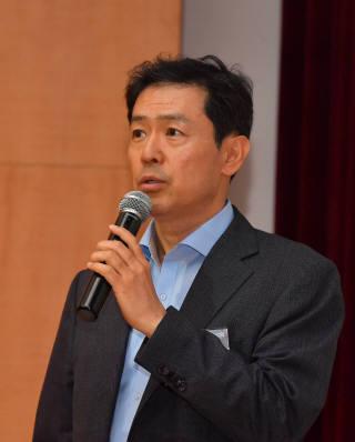 김태훈 네패스 사장.