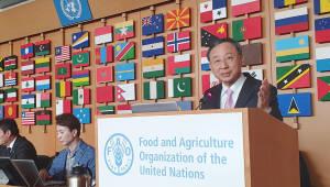 [기획]황창규 KT 회장, 인류 번영 위한 글로벌 행보 강화
