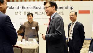{htmlspecialchars(KOTRA, '한-폴 비즈니스 파트너십' 개최..유럽시장 개척 박차)}