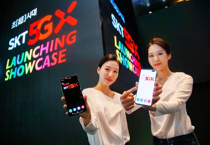 SK텔레콤과 LG유플러스가 판매하는 5세대(5G) 이동통신 완전무제한 요금제 프로모션이 2주 후 종료된다. 5G 가입자가 100만명을 돌파하며 빠르게 느는 데다 이 중 상당수가 완전무제한 요금제에 가입한다는 점에서 프로모션 연장이 예상된다.
