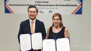 KCL, 쿠바 산업부 산하 쿠바기술산업품질센터와 업무협력 체결