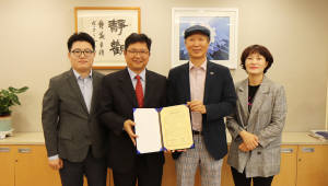 GIST-쓰리엘랩스, 치매 조기 예측기술 개발 업무협약