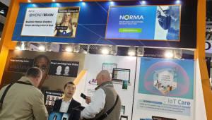 노르마, IoT케어로 중국시장 공략…MWC상하이 참가