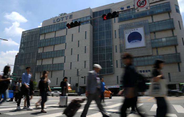 '연 매출 5000억' 영등포역사 운영권 입찰···롯데·신세계·AK 3파전