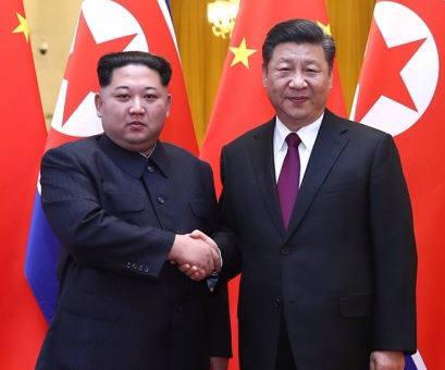 """신화통신 """"시진핑, 오는 20~21일 북한 국빈방문"""""""