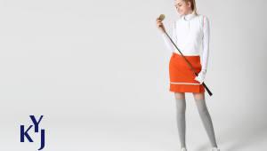 KYJ골프, 2030 세대 여성 골퍼 겨냥한 여름철 골프웨어 출시