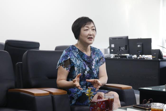 한선화 국가과학기술연구회(NST) 정책본부장