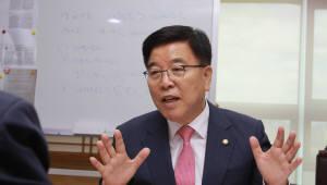 """김광림 한국당 2020경제대전환위원장 """"10% 강성 노조보다 90% 근로자를 중산층으로"""""""