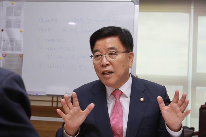 김광림 자유한국당 최고위원(2020 경제대전환위원회 공동위원장)