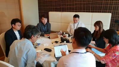 안랩, '2019년 상반기 코스닥 글로벌 IR 콘퍼런스' 참가