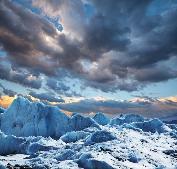 [과학핫이슈]'한여름 빙과'처럼 녹아내리는 빙하