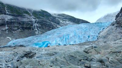 '한여름 빙과'처럼 녹아내리는 빙하