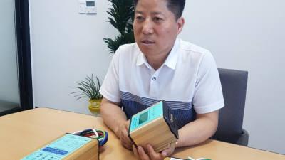 [人사이트]이계광 성진테크윈 대표 '기능성 제품 통해 민수시장 승부할 것'