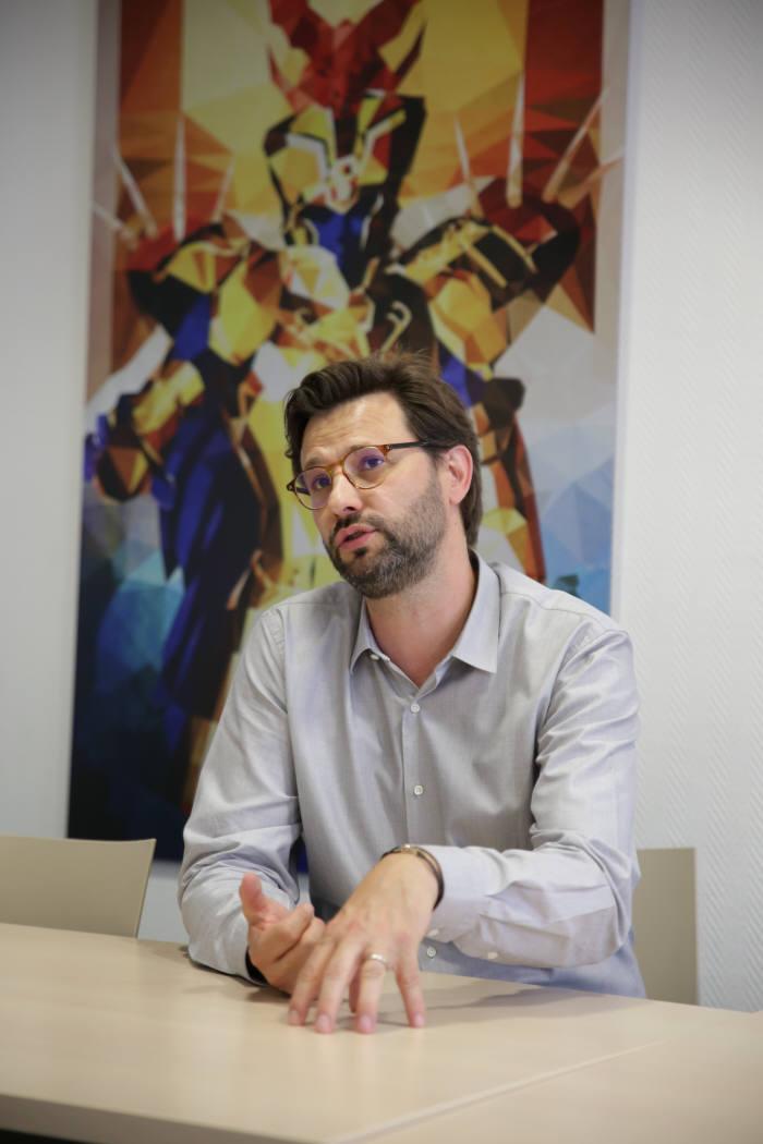 엠마뉴엘 마르탕 S.E.L.L 상임대표