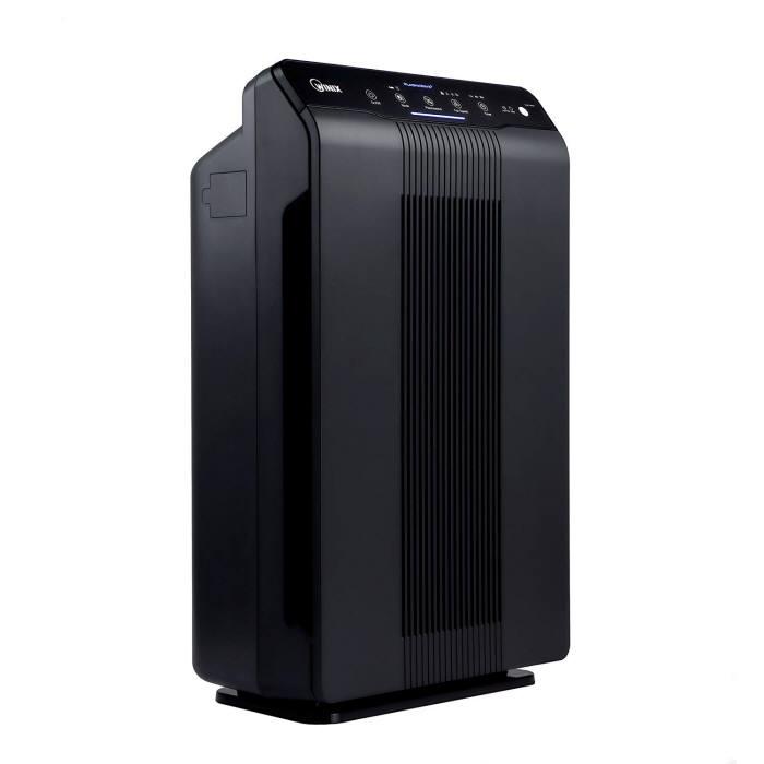 위닉스가 미국에서 판매 중인 5500-2 공기청정기.(사진=아마존)