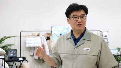"""[人사이트]박성윤 휴비스 연구소장 """"섬유산업, 4차 산업혁명 시대 빛나는 조연"""""""