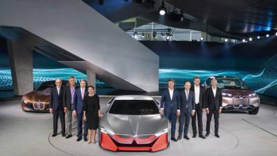 BMW, e-모빌리티 전략 공개…2023년까지 '전기차 25종' 출시