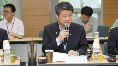 김학도 차관, 자영업 성장 혁신 종합대책 추진상황 점검