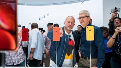 [국제]'아이폰' 디자인한 조니 아이브, 애플 떠난다