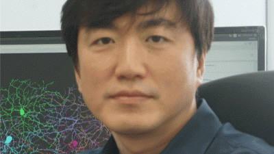김진섭 한국뇌연구원 책임연구원...신경회로 구조 분석 석학