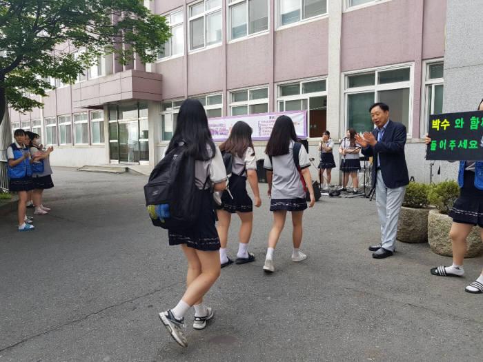 [취업걱정없는 명품학교]<187>안양여자상업고등학교