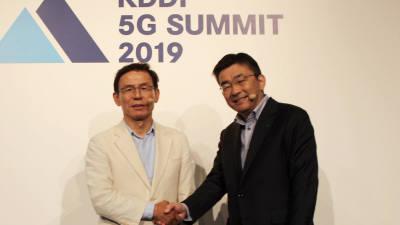 LG유플러스-日 KDDI, 스마트 드론 개발 협약