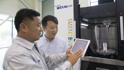 현대위아, 국내 최초 전자식 공작기계 견적시스템 개발
