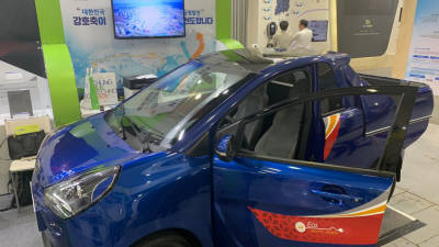 우체국, 초소형 전기차 평가서 '대창·쎄미·마스타' 합격