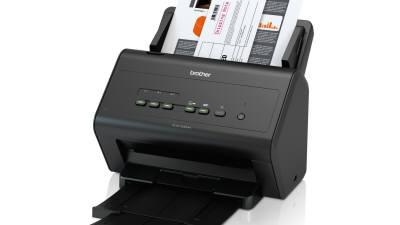 브라더, IBK기업은행에 유선 네트워크 문서 스캐너 'ADS-3000N' 450대 공급