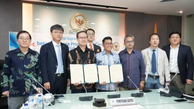 생산성본부, 인도네시아 재정정책연구소와 기술 중심 생산성 향상 위한 업무협약