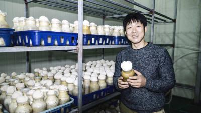 <2>ICT와 BT로 일궈낸 버섯농장