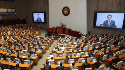 힘 합치는 한국·바른미래, 붉은수돗물·북한어선·교과서 수정 필두로 여당 공략