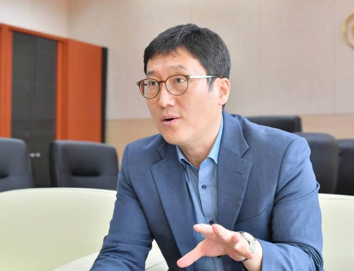 이상훈 에너지공단 신재생에너지센터 소장. 박지호기자 jihopress@etnews.com