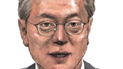 문 대통령, 손정의 소프트뱅크 회장 접견