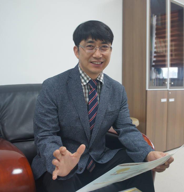 고석주 경북대 SW교육센터장(IT대학 컴퓨터학부 교수)