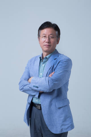 김대진 글로벌청년창업가재단(GEF) 이사장.