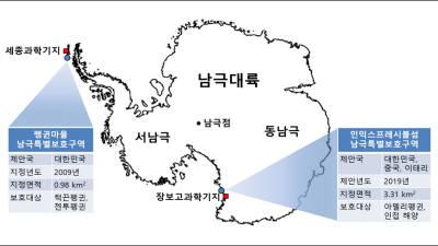 우리나라 주도로 남극에 제2의 펭귄마을 생긴다