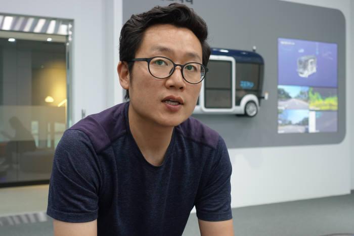 김재환 경기도자율주행센터장.