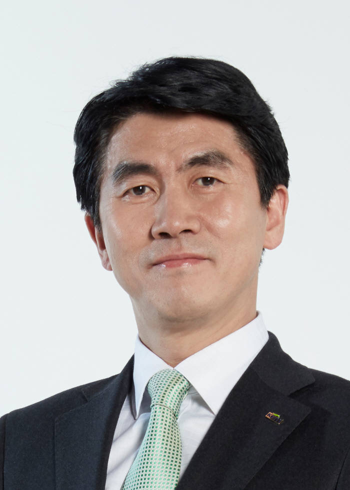 남광희 한국환경산업기술원장.