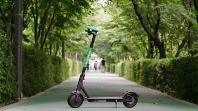 전동킥보드, 자전거도로 달린다...규제샌드박스 실증사업 선정