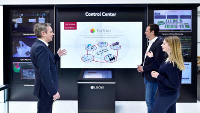 [스마트제조 혁신]LG CNS, 시스템·HR 유기 결합해 지능형 공장 실현