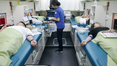 웹케시그룹, 창립 20주년 기념 '헌혈 캠페인' 실시