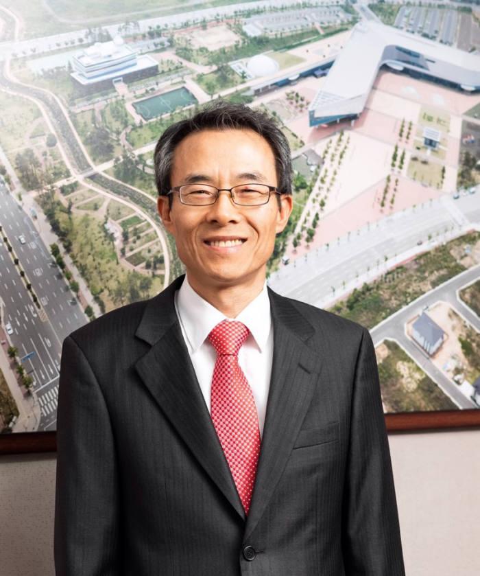 김주한 국립대구과학관장