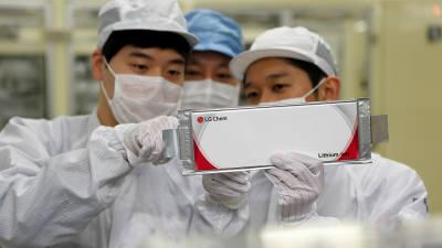LG화학, 美에 2조원 투자 제2 배터리 공장 신설 검토