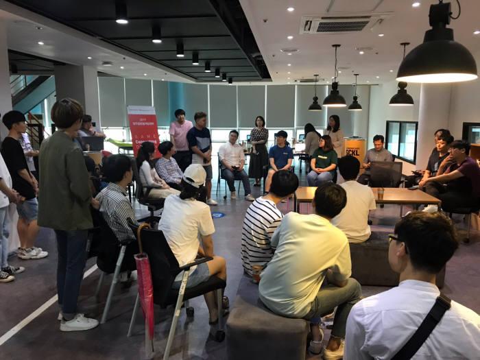 광주정보문화산업진흥원은 9~11일 광주영상복합문화관에서 게임기업 협력과 인디게임 제작자간 소통을 위한 게임커넥팅데이즈(GAME Connecting Days)를 개최했다.