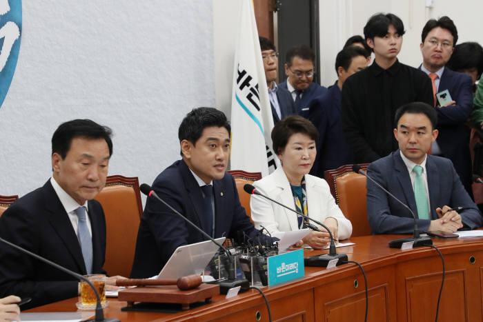 """바른미래 최고위원들 """"주대환 사퇴에도 혁신위는 계속돼야"""""""