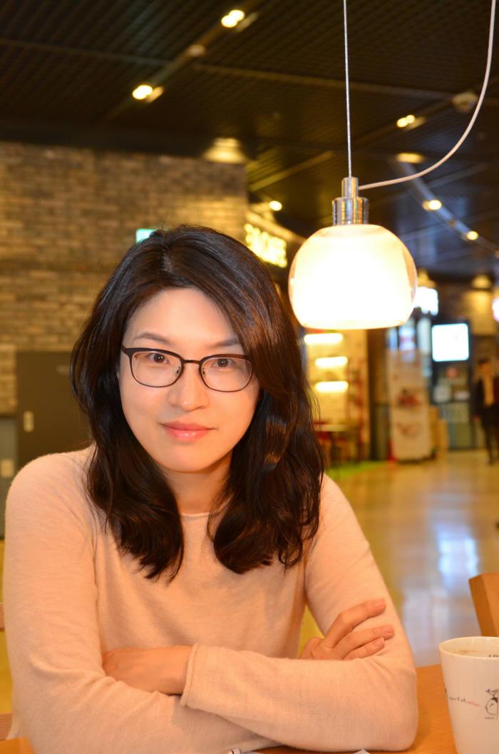 김은선 한국과학기술정보연구원(KISTI) 기술사업화센터장