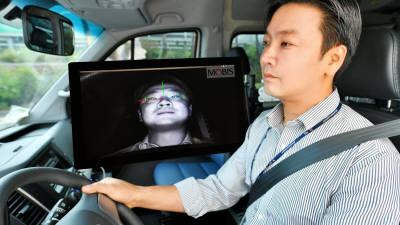 현대모비스, 운전자 시선 추적 '부주의 경보장치' 개발…2021년 상용화
