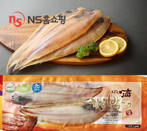 NS홈쇼핑, '반건조 박대' 판매